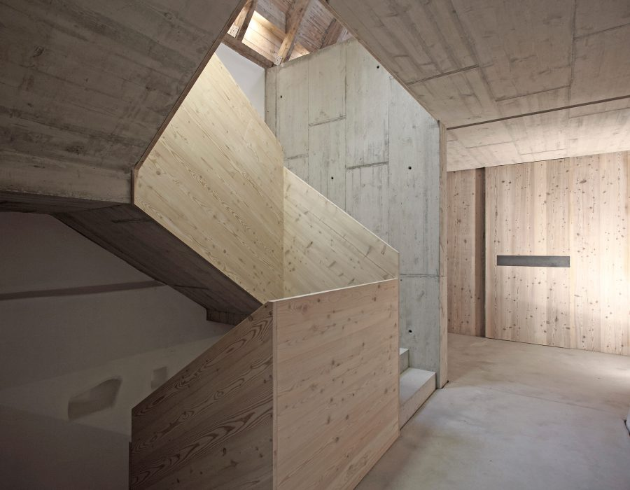Architekten Passau barocker beton 100 häuser