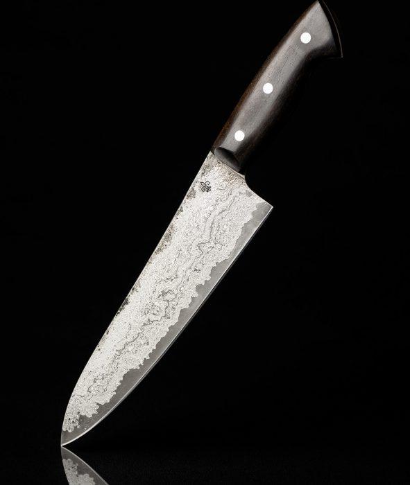 Messer Scharf